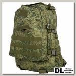 Тактический рюкзак Polar П029 Камуфляж Цифровая флора