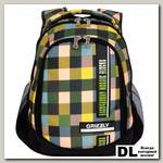 Рюкзак Grizzly RU-925-2 Цветные Квадраты