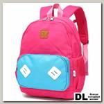 Рюкзак школьный Sun eight SE-8238 Розовый/Голубой