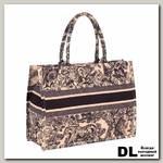 Женская сумка Pola 18261 Чёрный