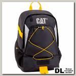 Рюкзак Caterpillar Mochilas черный 83067-12