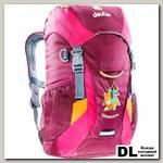 Детский рюкзак Deuter Waldfuchs бордовый