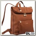Женский рюкзак Pola 4337 коричневый