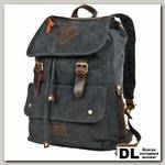 Рюкзак Polar Edinburgh П3063 черный