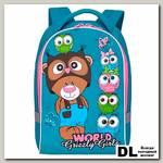 Рюкзак детский RS-896-4 Бирюзовый