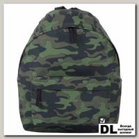 Рюкзак BRAUBERG сити-формат Зеленый камуфляж