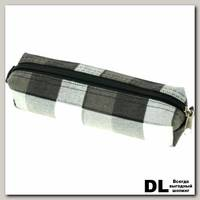 Пенал Клетка черно-белая С-5510