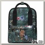 Рюкзак Mr. Ace Homme MR19C1798B01 Тёмно-зелёный