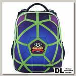 Ранец Mike&Mar Футбол (синий/зеленый)