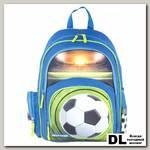 Школьный рюкзак ПИФАГОР+ Футбольный мяч
