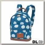 Детский рюкзак Asgard Р-5414 ДжинсГорох синий