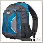 Рюкзак Polar П1297 Черно-синий