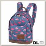 Детский рюкзак Asgard Р-5414 Фламинго сине-серый