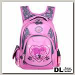 Школьный рюкзак Across Lovely Bears AC18-CH2-3