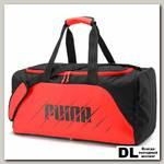 Сумка Puma ftblPLAY Medium Bag Чёрная/Красная