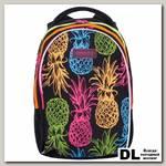 Рюкзак школьный Grizzly RG-967-4 Ананасы