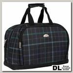 Дорожная сумка Polar П7092 (черный)