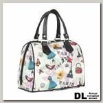 Дорожная сумка Polar П7099 Бледно-розовый