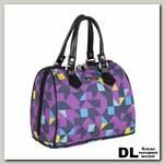 Дорожная сумка Polar П7099 Фиолетовый