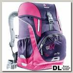 Рюкзак Deuter OneTwo фиолетовая бабочка
