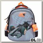 Ранец школьный Orange Bear Z-35 Sportcar Черный