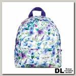 Мини рюкзак Blue Flowers