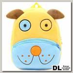 Плюшевый детский рюкзак Sun Eight собачка