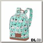 Детский рюкзак Asgard Р-5414 Овечки мята