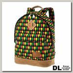 Рюкзак Asgard Черепа красно-желто-зеленые Р-5437