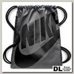 Рюкзак Nike Heritage Gym Sack Серый
