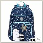 Рюкзак школьный Grizzly RG-164-2 синий