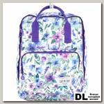 Рюкзак-сумка BLUE FLOWERS