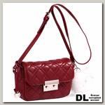 Женская сумка Pola 74484 (бордовый)