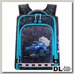 Школьный ранец Across Blue Suv ACR19-HK-02