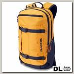 Сноуборд рюкзак Dakine Mission Pro 25L Golden Glow