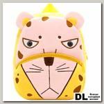 Плюшевый детский рюкзак Sun Eight леопард