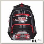 Рюкзак школьный Grizzly RB-054-1 Чёрный