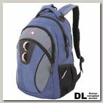 Рюкзак Swissgear SA16063415 Синий/Серый