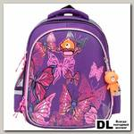 Рюкзак школьный Orange Bear Z-32 Butterfly Фиолетовый