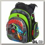 Школьный рюкзак-ранец Hummingbird TK44 Monster Truck
