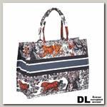 Женская сумка Pola 18261 Белый