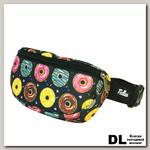 Поясная сумка Tallas donuts