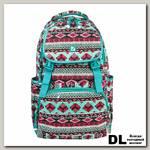 Молодёжный рюкзак BRAUBERG Орнамент Канвас
