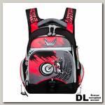 Школьный рюкзак Across Motorbike AC18-CH5-1