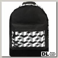 Рюкзак Mi-Pac Custom Prints Cubic-T Black