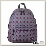 Молодёжный рюкзак BRAUBERG Сити-формат Big Хартз