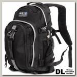 Рюкзак Polar П955 черный