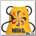 Сумка-мешок Nike Sportswear Heritage Жёлтая