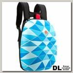Рюкзак ZIPIT Shell Backpacks голубой