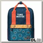 Рюкзак-сумка Mr. Ace Homme Original Mouse синий